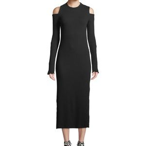 """Going Steady "" Midi Dress from Current Elliott"
